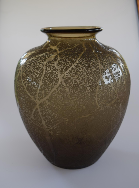 Large Daum vase