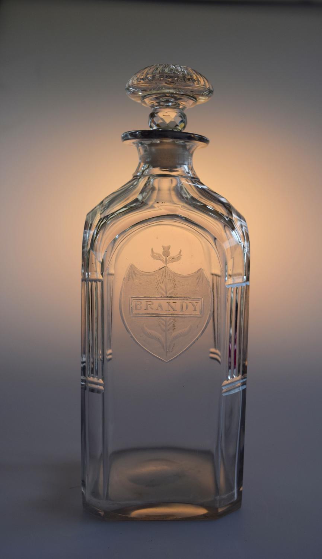 Brandy decanter