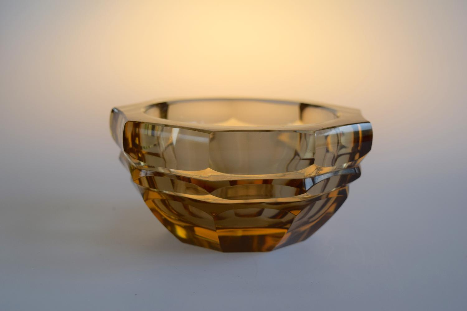 Small bowl by Daum