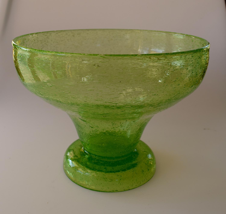 John Walsh Walsh green bowl.