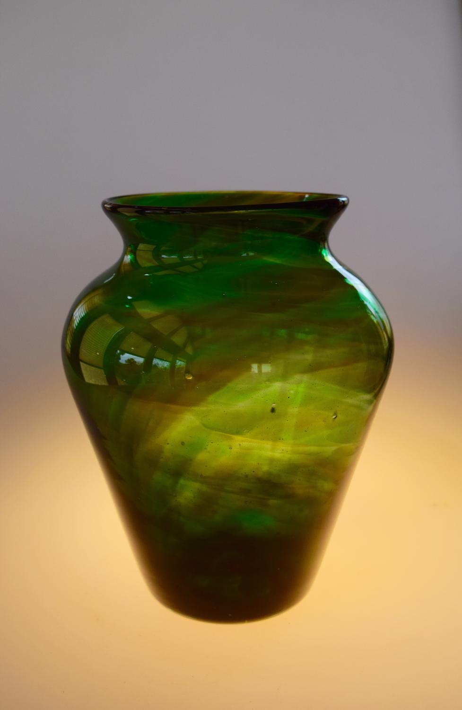 Hartley Wood baluster vase.