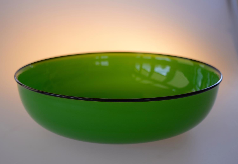 Loetz bowl