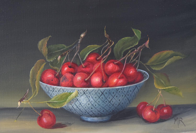 Bowl of crab apples