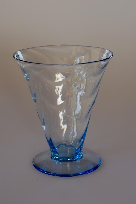 Whitefriars posy vase