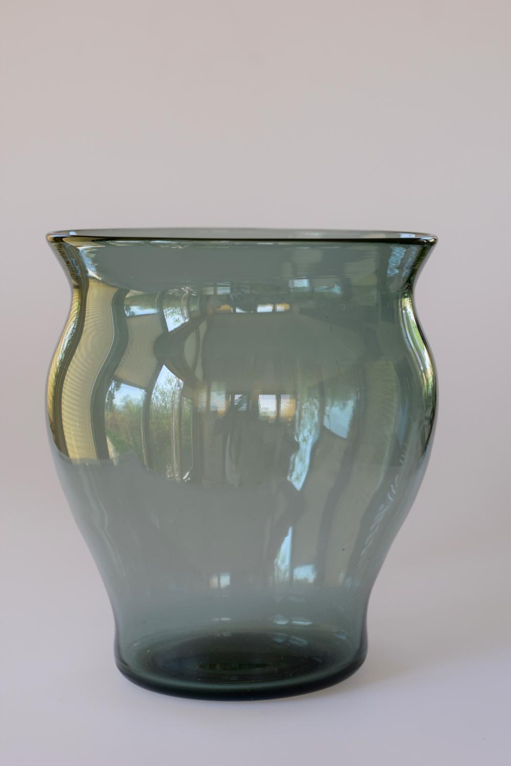 Vase by Keith Murray for Stevens and Williams.