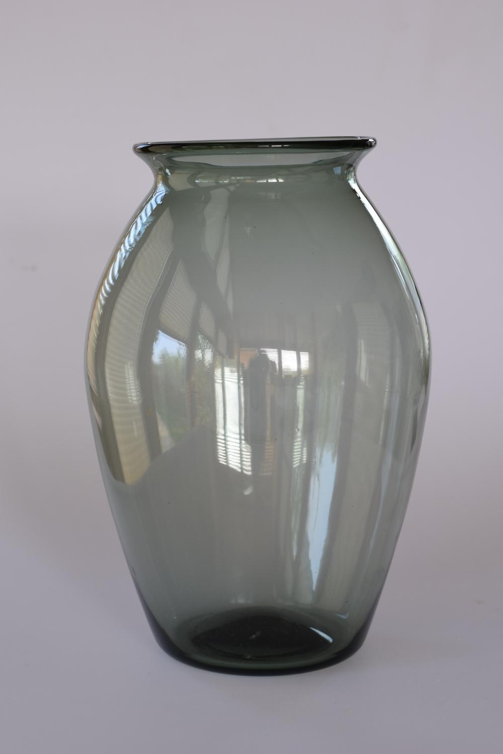 Large balluster vase by Keith Murray