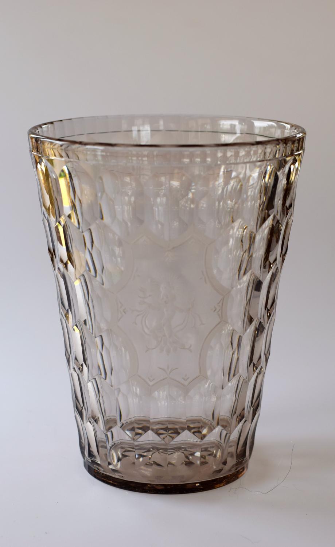 Orrefors vase by Simon Gates