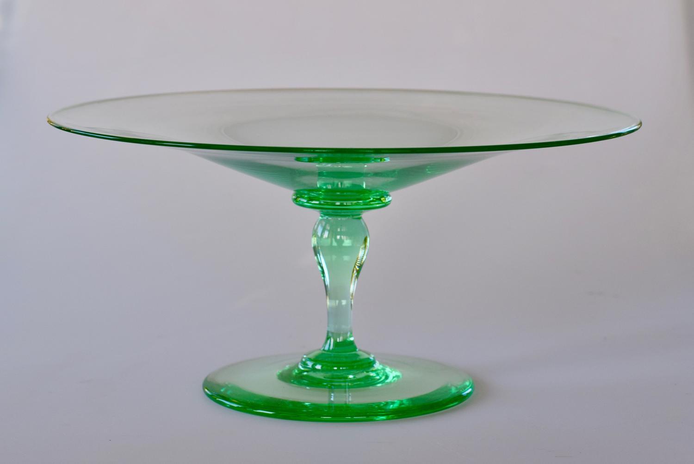 Green Tazza, Daum.