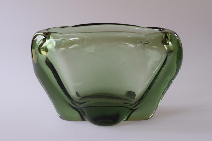 Sea green bowl