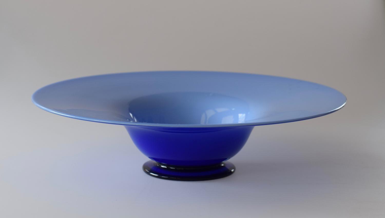 Murano 2 colour bowl