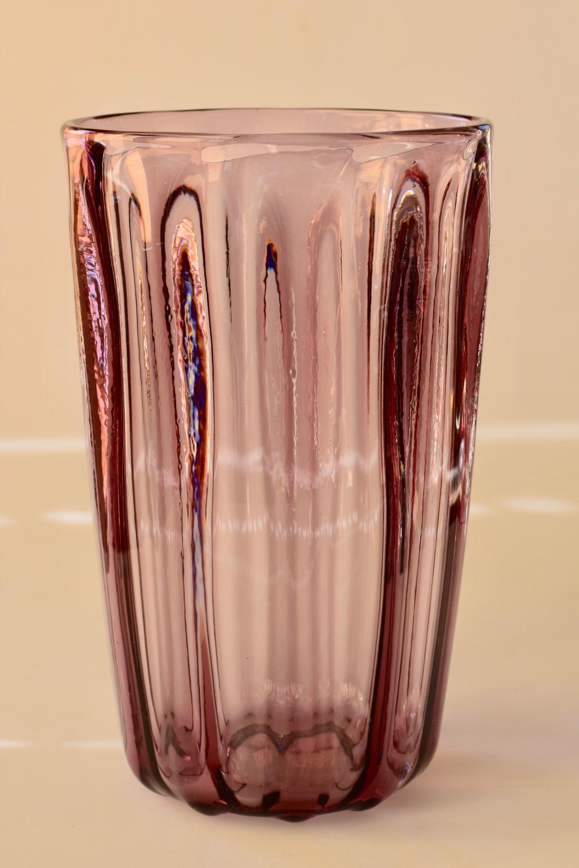 Amethyst Webb vase