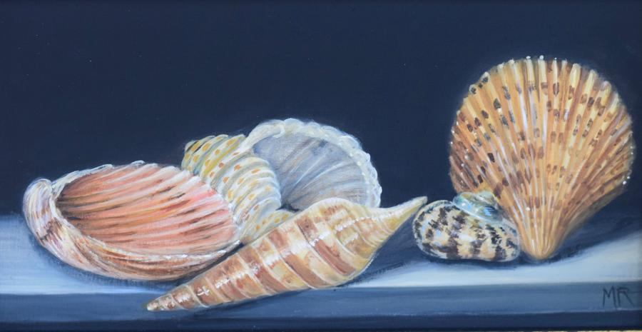 Shell painting 2