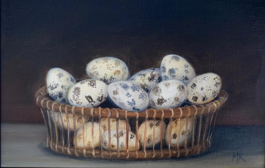 Quail's eggs
