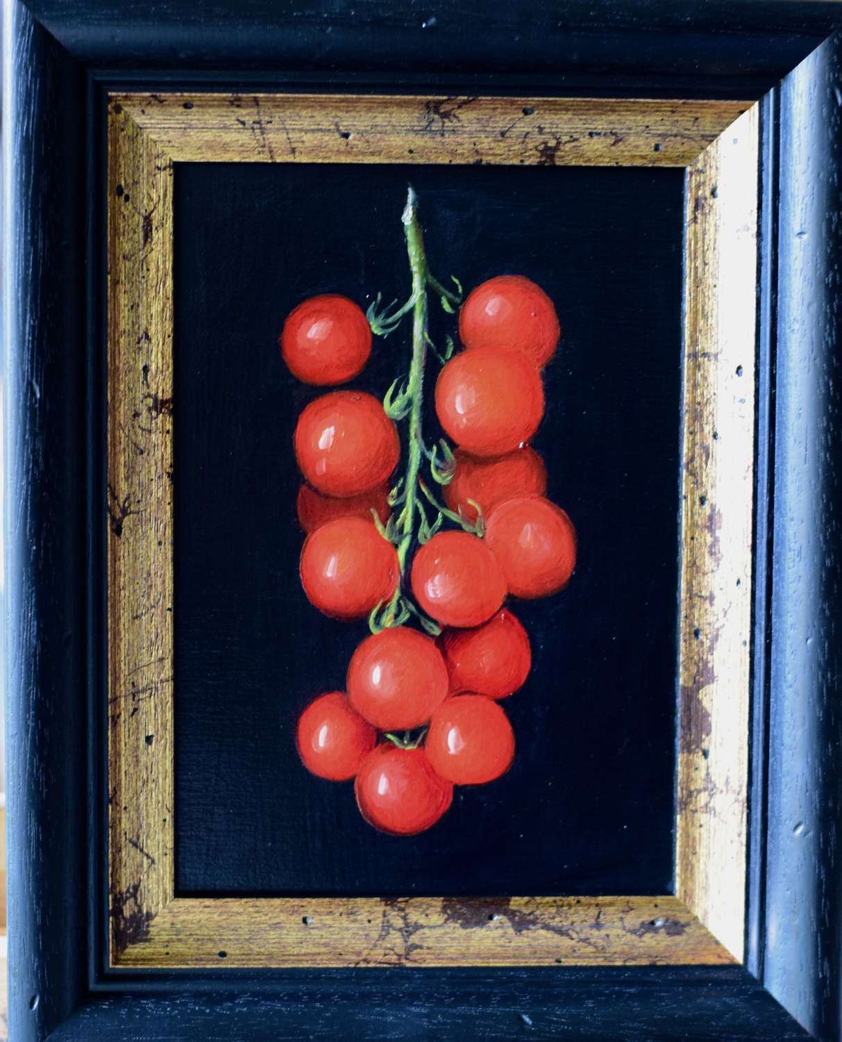 Tress of tomatoes