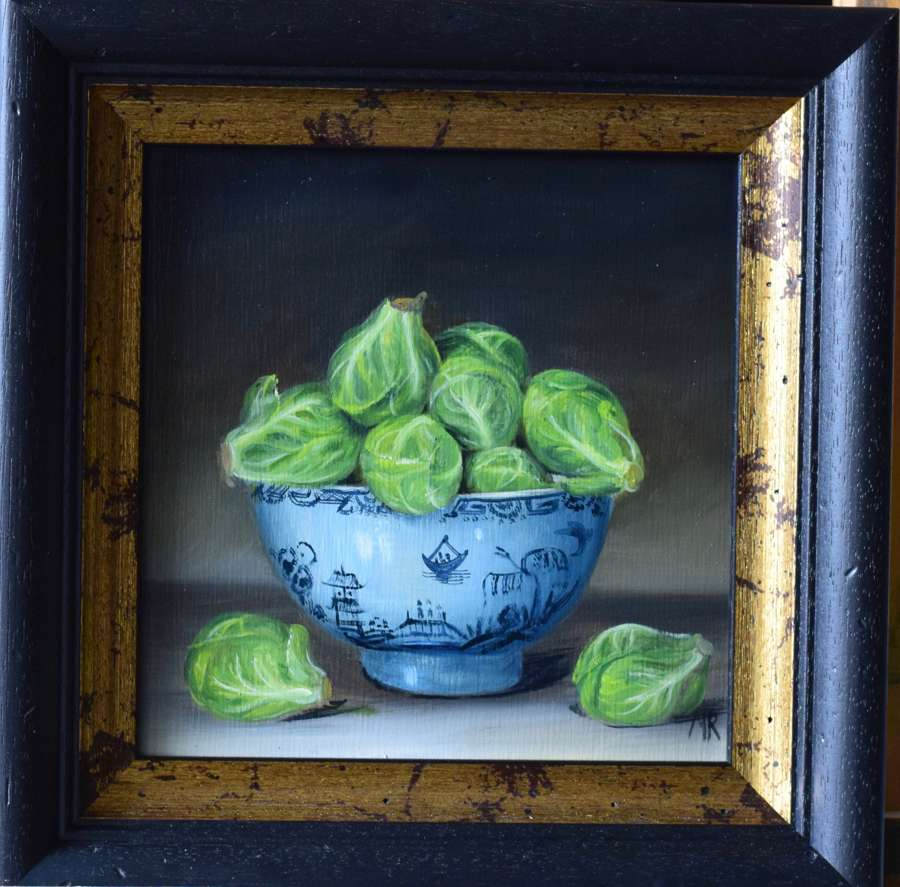 Bowl of Brussel Sprouts