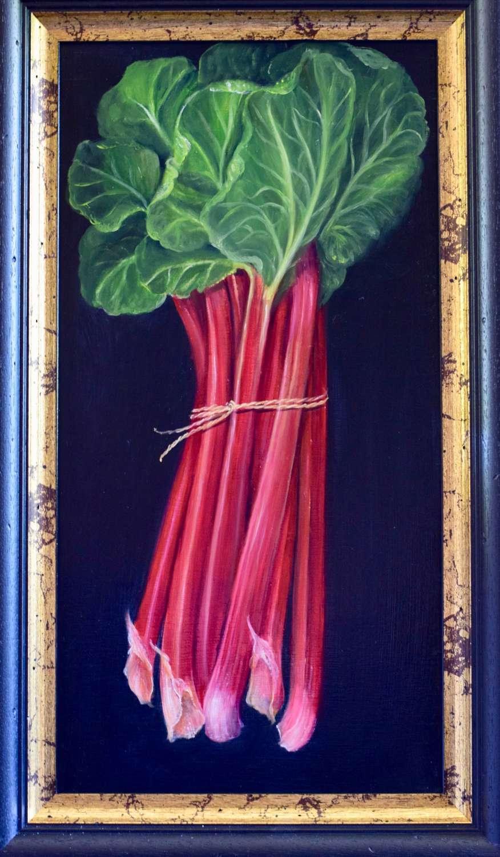 Bunch Rhubarb