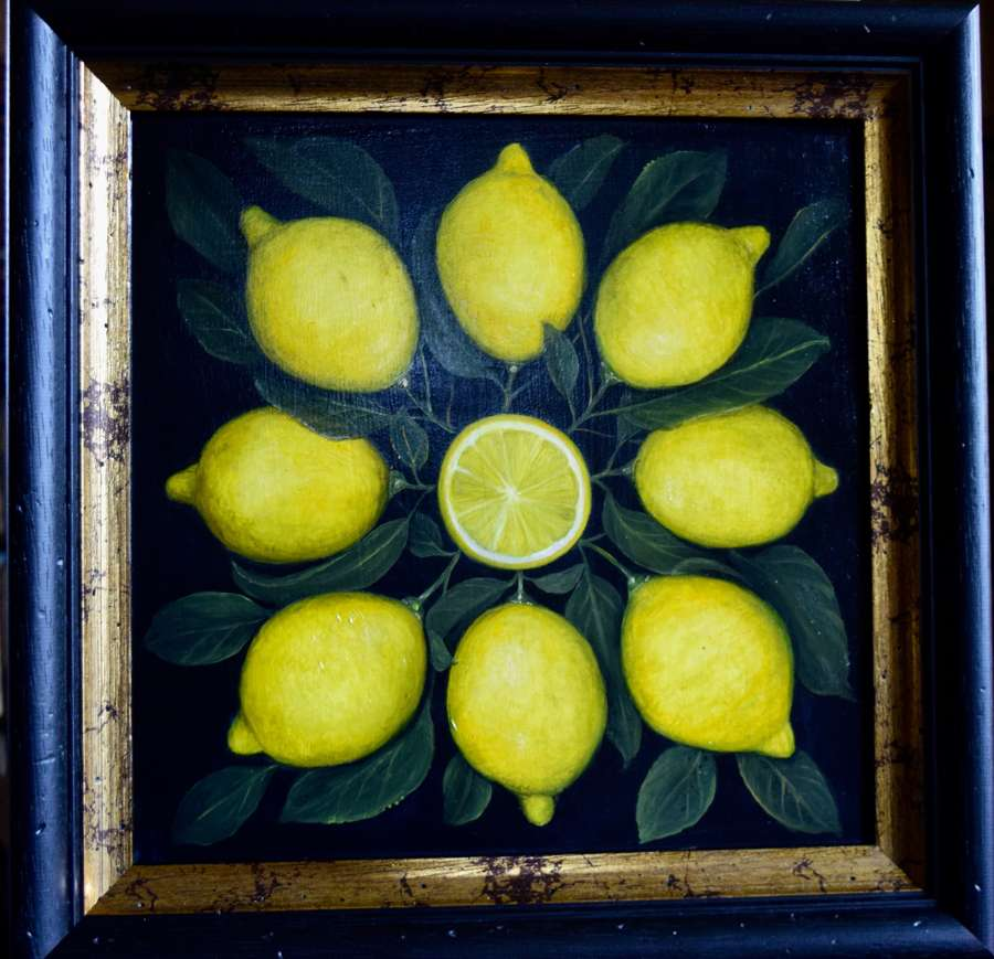 Circle of lemons