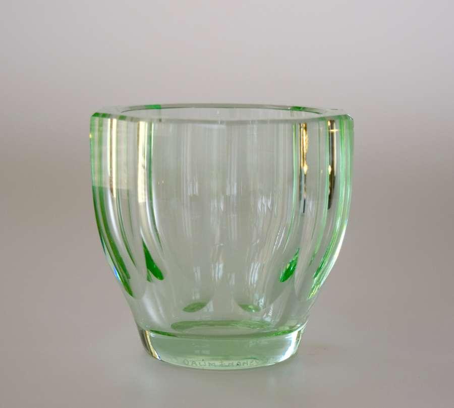 Small green Daum bowl