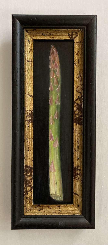 Asparagus spear.